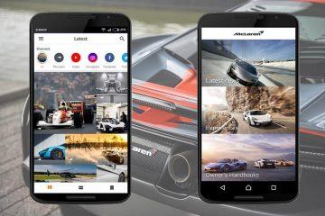 McLaren App