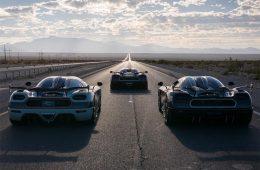 Schnellsten Supersportwagen der Welt