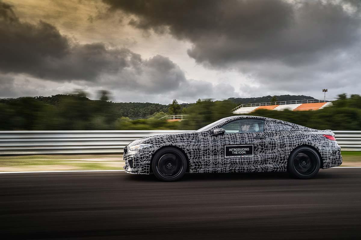 BMW M8 Coupé