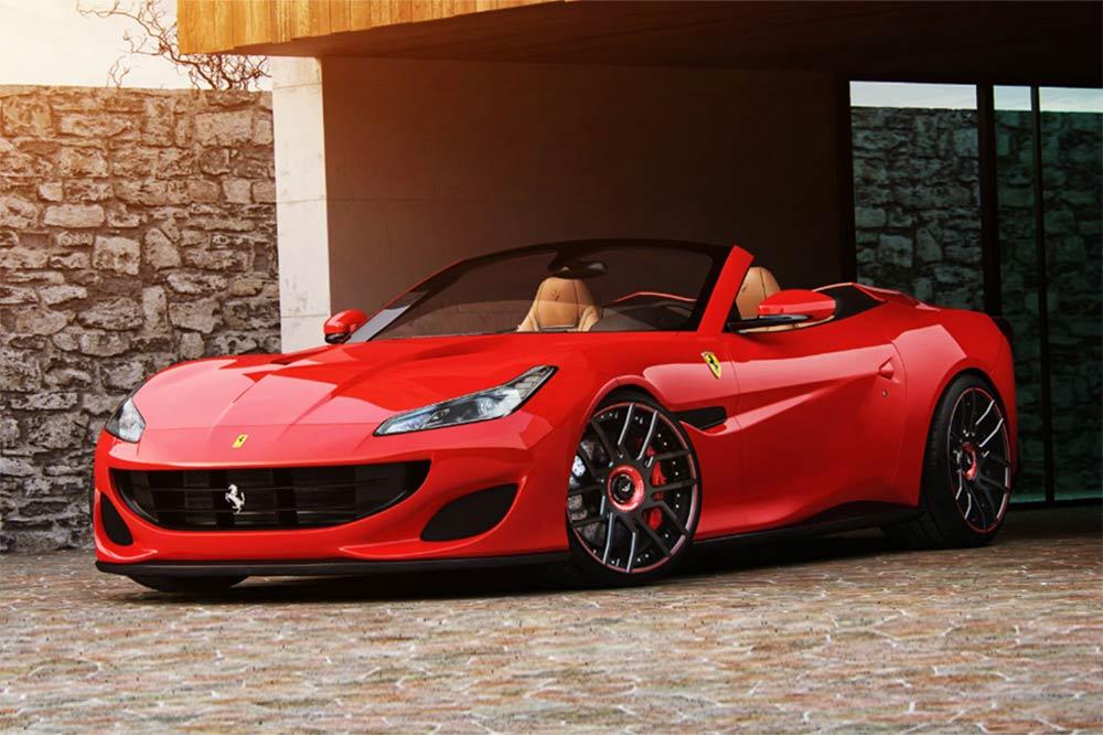 Ferrari Portofino Tuning