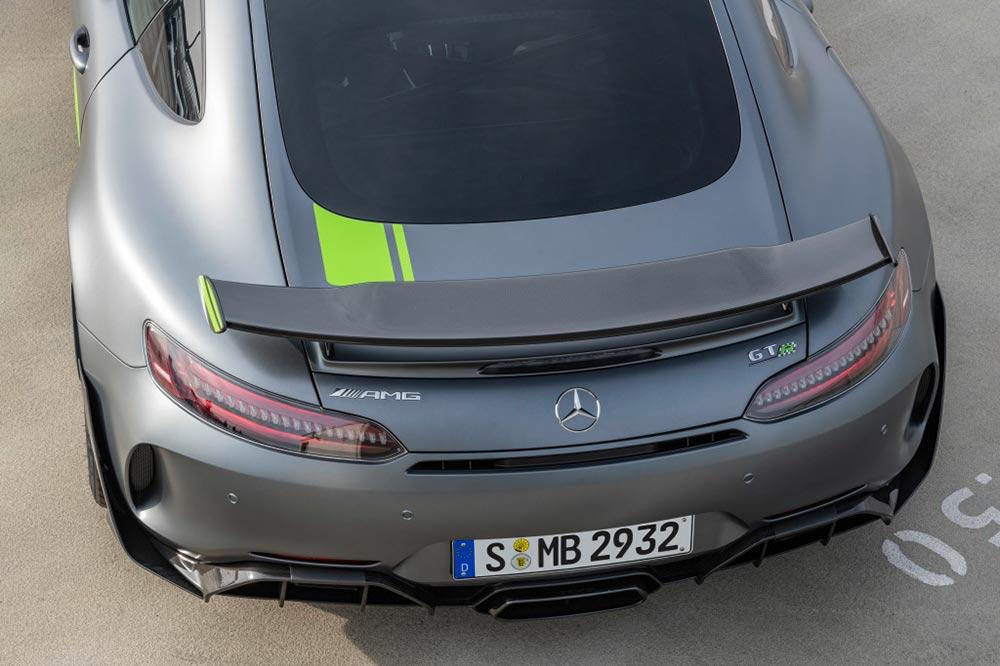Mercedes-AMG GTR R PRO Heckspoiler