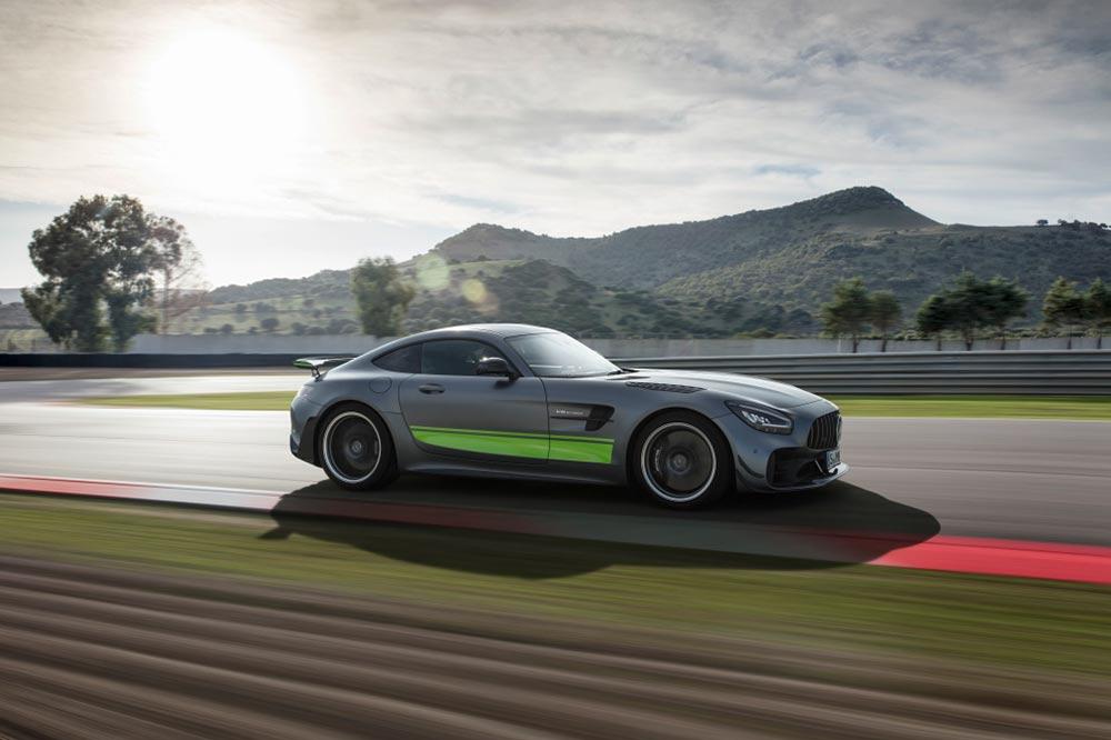 Mercedes-AMG GTR R PRO