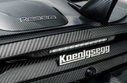 Koenigsegg Naked Carbon