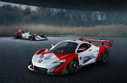 McLaren P1 GTR Beco