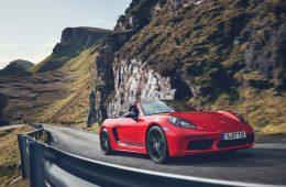 Neuer Porsche 718 T
