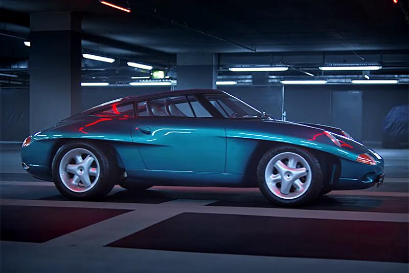Porsche Panamericana Prototyp