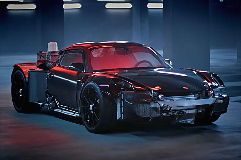 Porsche Prototypen