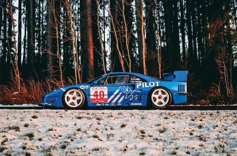1987 F40 LM