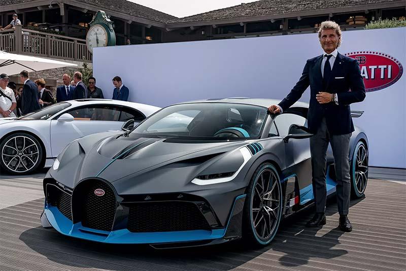 Bugatti SUV - Winkelmann sagt Nein
