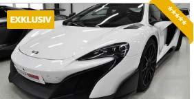 Fahrzeugmarkt Expose - McLaren 675LT MSO