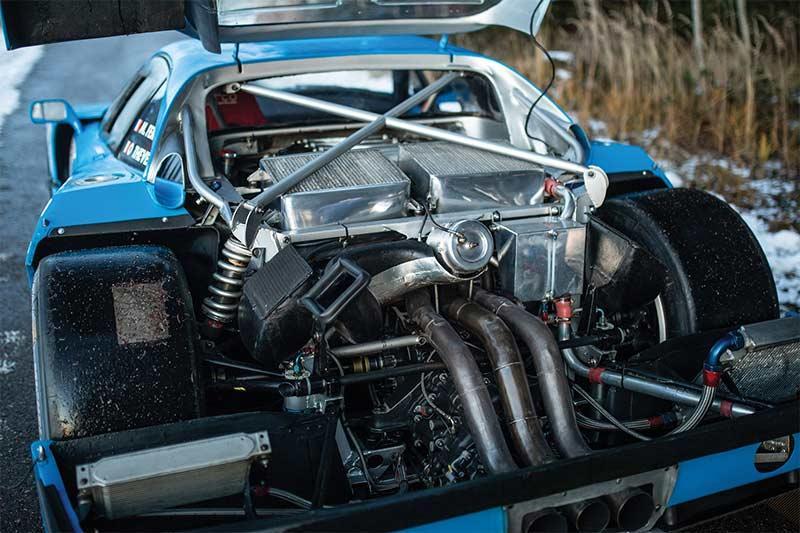 Ferrari F40 LM - Auktion bei Sothebys