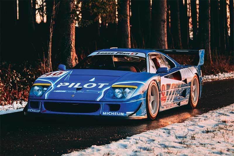 1987er Ferrari F40 LM by Sothebys