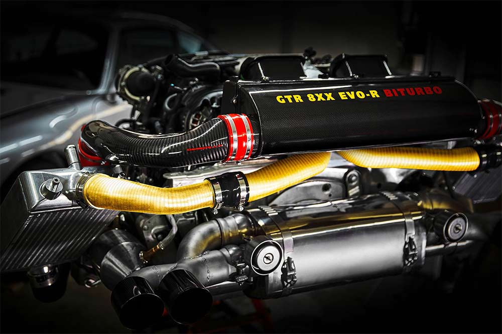 GEMBALLA GTR 8XX EVO-R - Motortuning