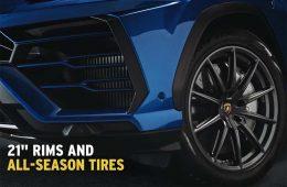 Lamborghini Urus Off-Road Paket