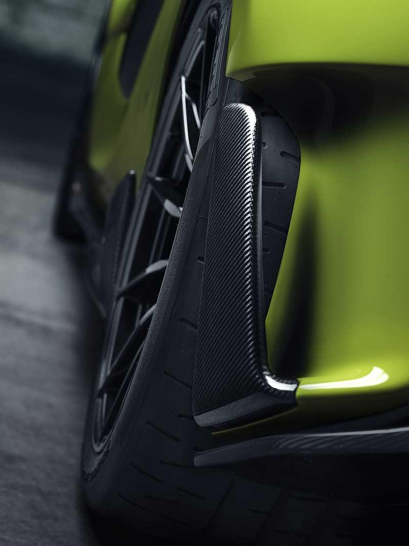 McLaren 600LT Spider Frontsplitter