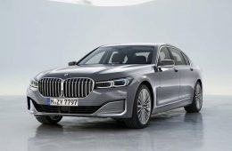 Neue BMW 7er Reihe