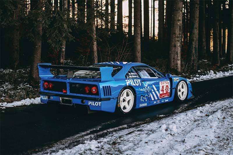1987er Ferrari F40 LM