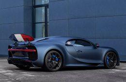 110 ans Bugatti Chiron Sport