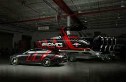 41 AMG Cigarette Racing