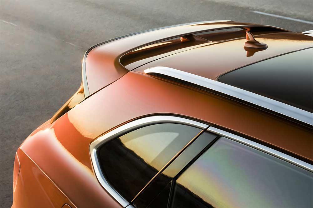 Bentley Bentayga Speed - Heckspoiler