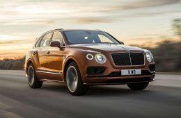 Bentley Bentayga Speed - Edler Luxus-SUV