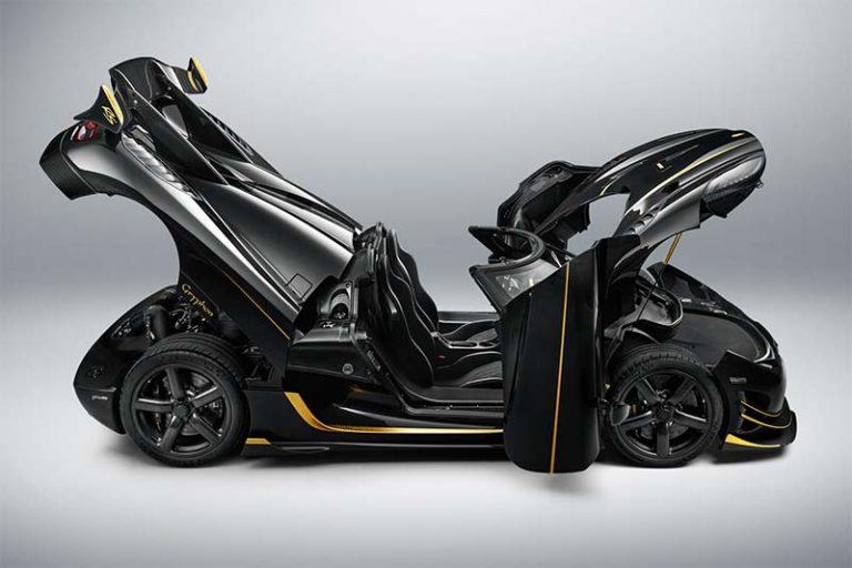 Hybrid Supersportwagen von Koenigsegg