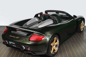 Neuaufbau eines Carrera GT