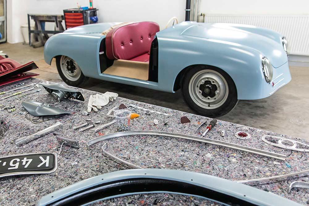 Porsche 356 Showcar World Tour
