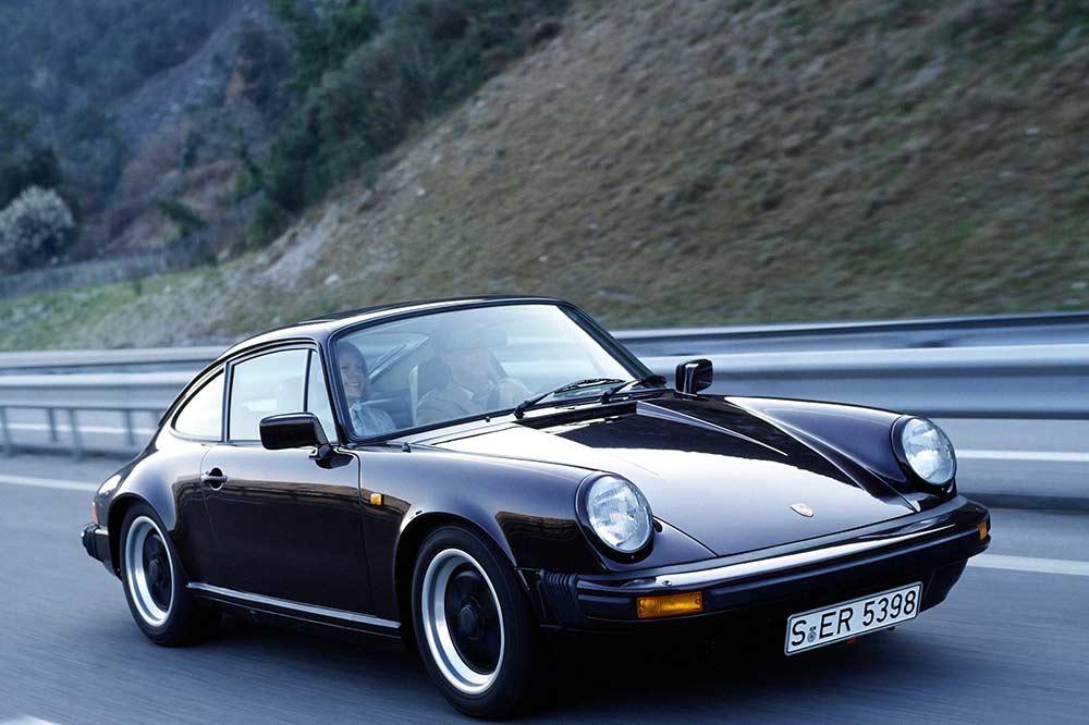 Porsche 911 G-Serie