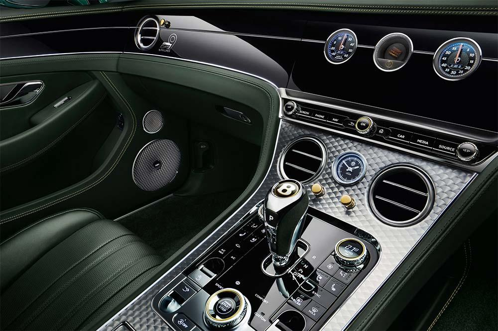 Bentley Continental GT #9 Edition by Mulliner