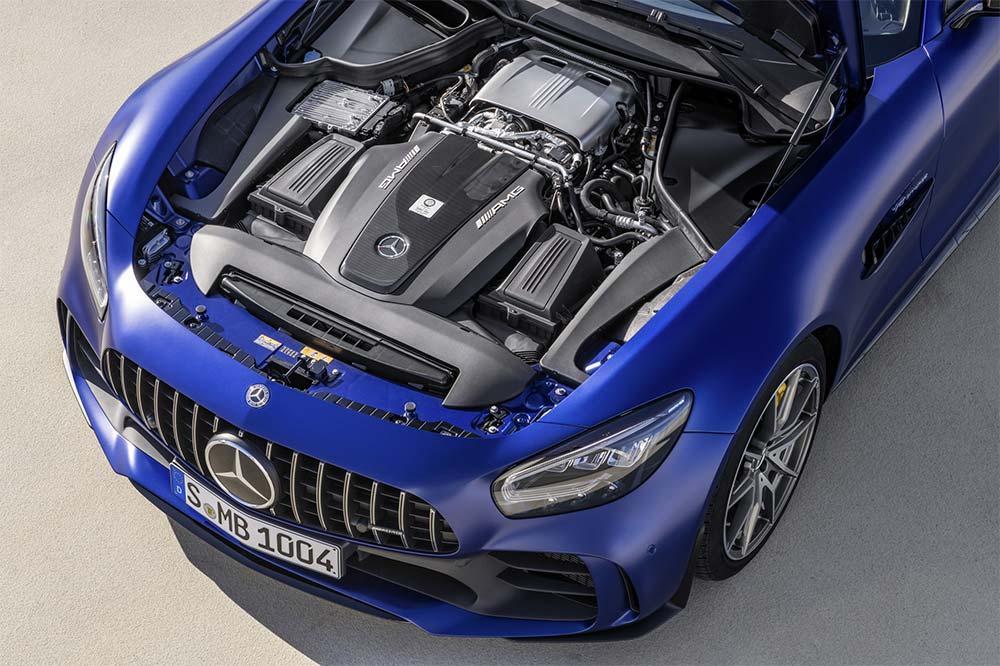 Mercedes-AMG GT R Roadster Motor