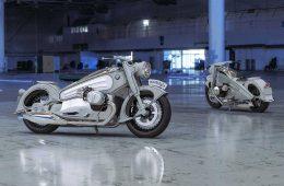NMOTO Nostalgia BMW