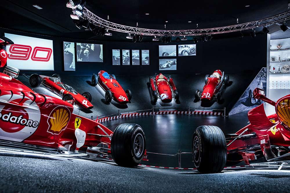 Ferrari 90 Years Scuderia Ferrari