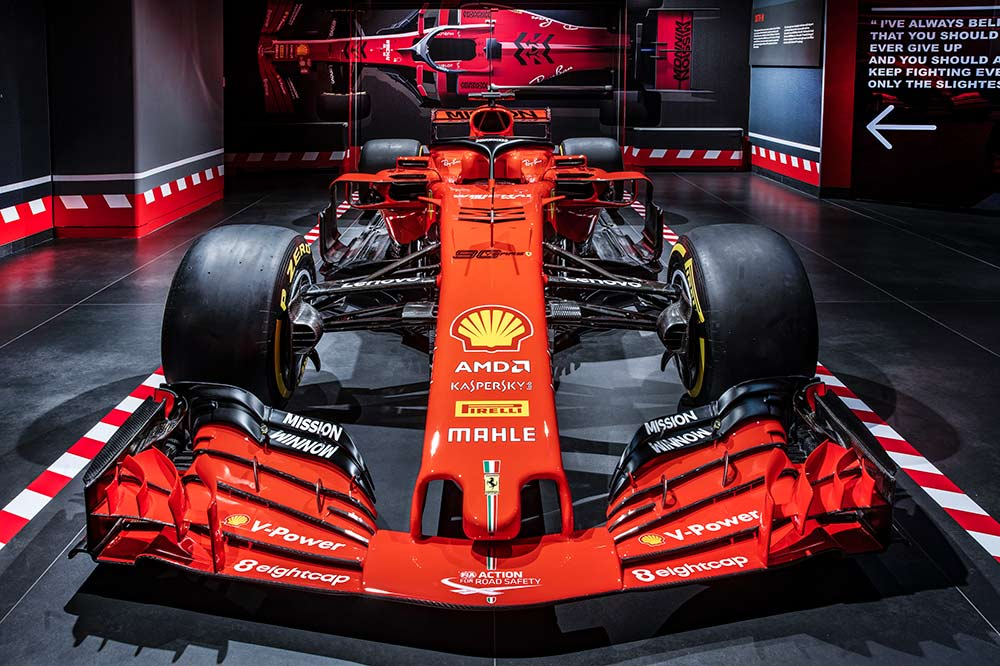 Formel1 - Ferrari Scuderia