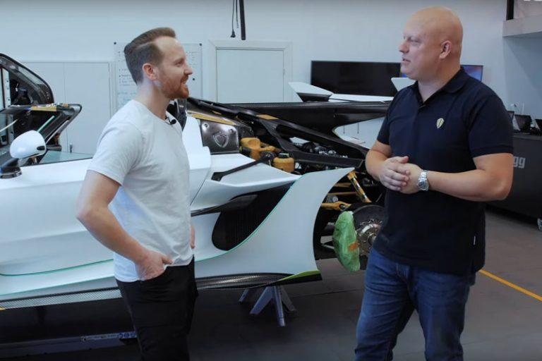 Video Produktion Koenigsegg Jesko