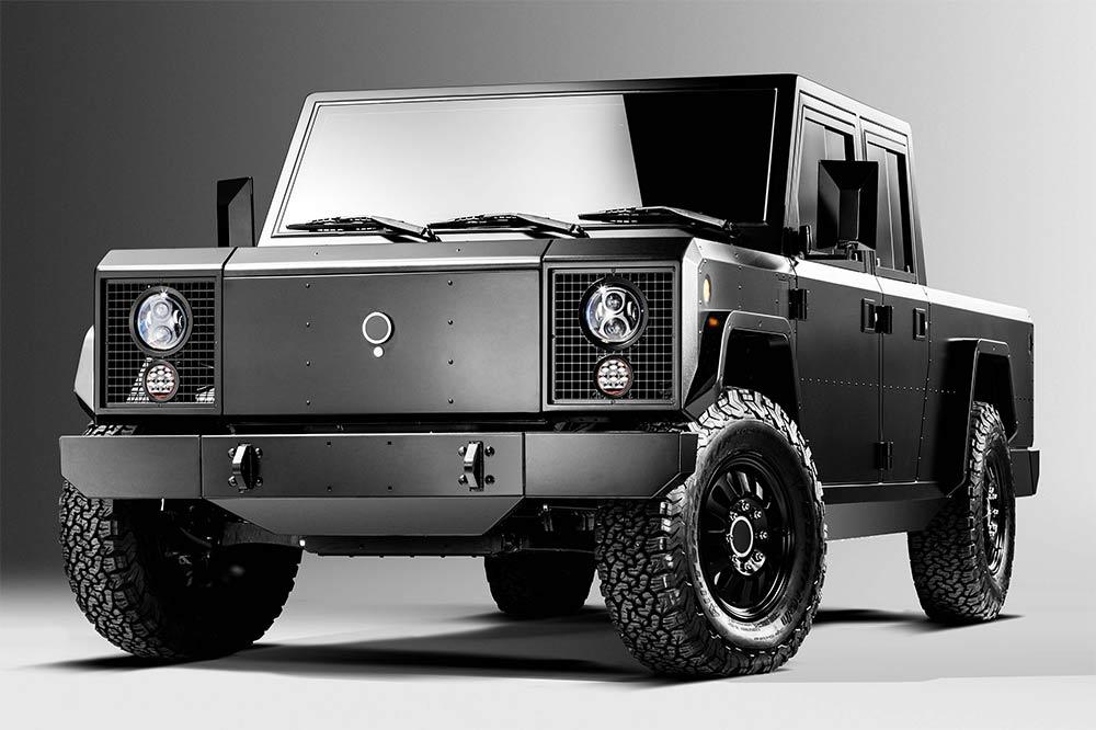 Bollinger B2 Sport Utility Truck