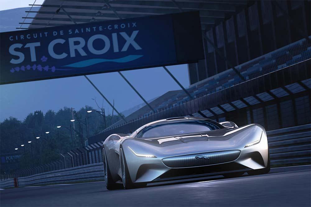 Für Spiele- und Konsolenfans wird die Jaguar Vision bald Wirklichkeit