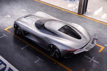 Jaguar Vision GT
