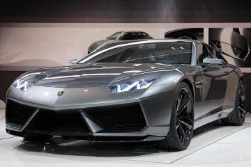 Lamborghini 2+2 GT