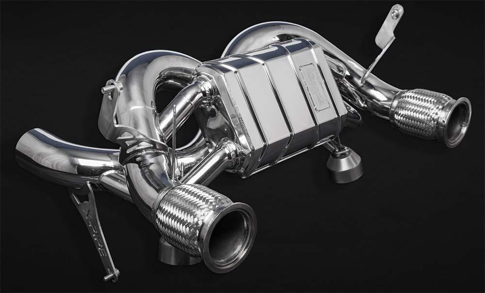 Abgasanlage Lamborghini Huracan Performante
