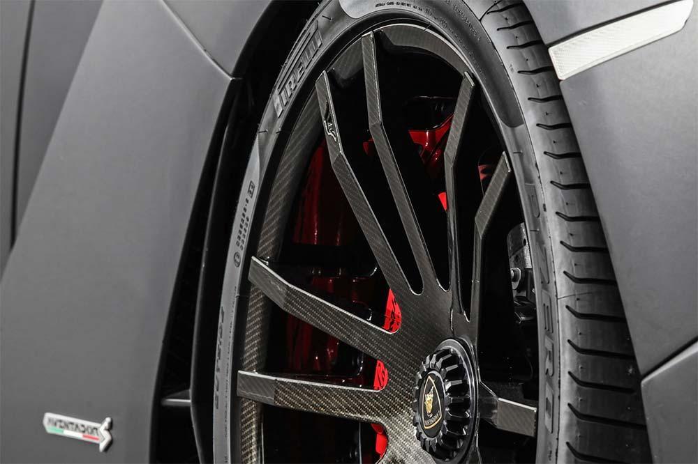 Räder mit Zentralverschluss Lamborghini Huracan Performante