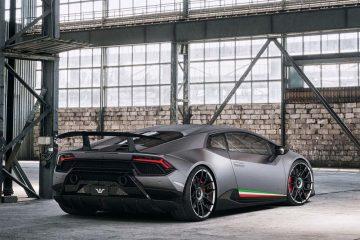 Lamborghini Huracan Performante Tuning
