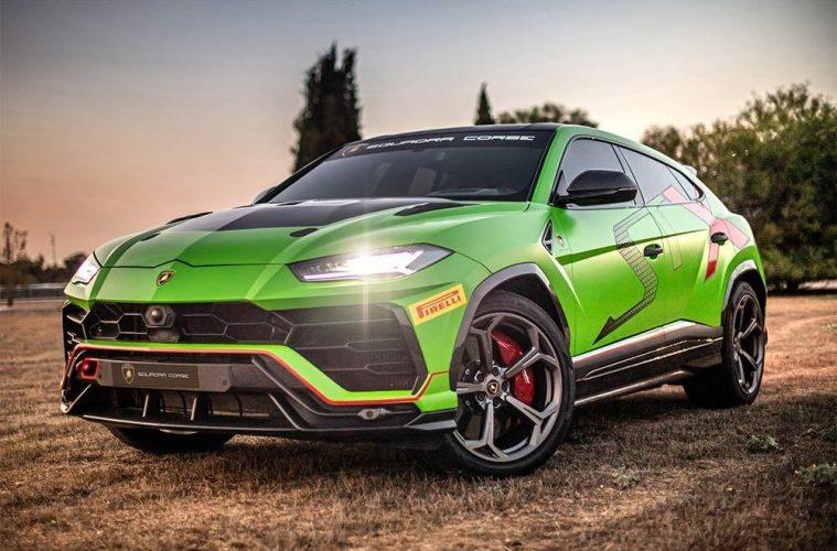 Sport-SUV Lamborghini Urus ST-X