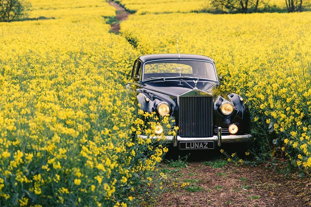 Elektrofizierter Rolls-Royce