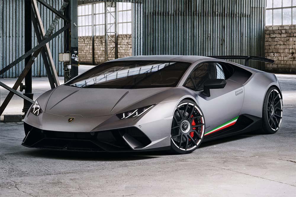 Tuning Lamborghini Huracan Performante