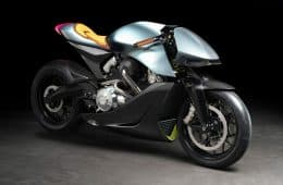 AMB 001 Motorrad