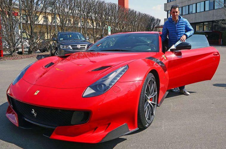 Ferrari F12tdf kaufen