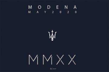 Maserati Mai 2020