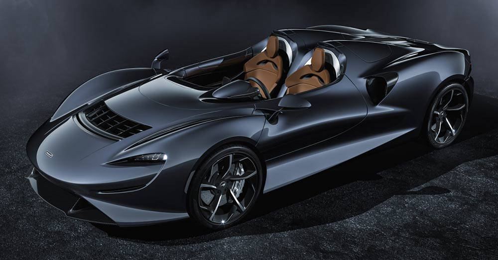 McLaren Automotive präsentiert heute sein neustes Modell in der Ultimate Series, den McLaren Elva