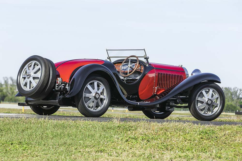 Bugatti Type 55 Super Sport Roadster